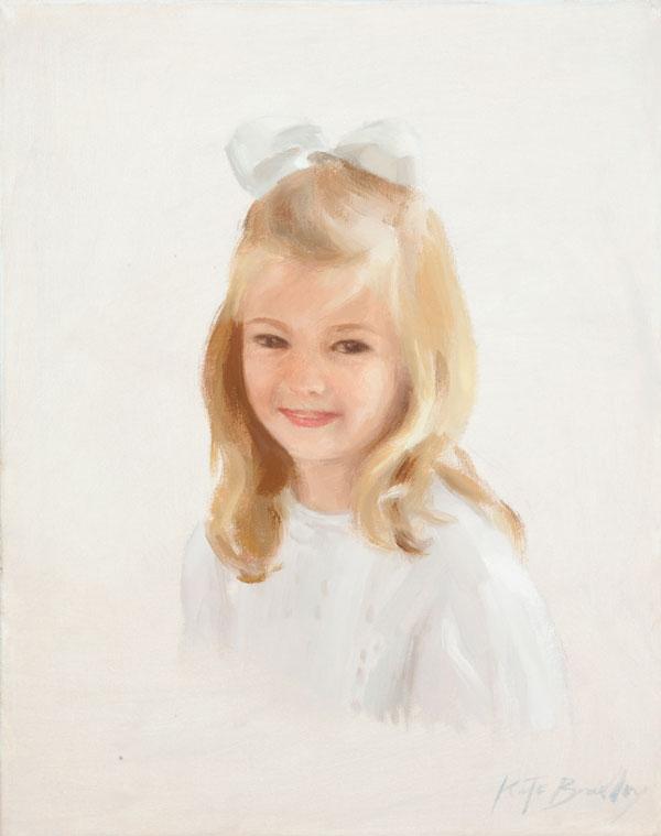 Jennings, Age 4, Oil