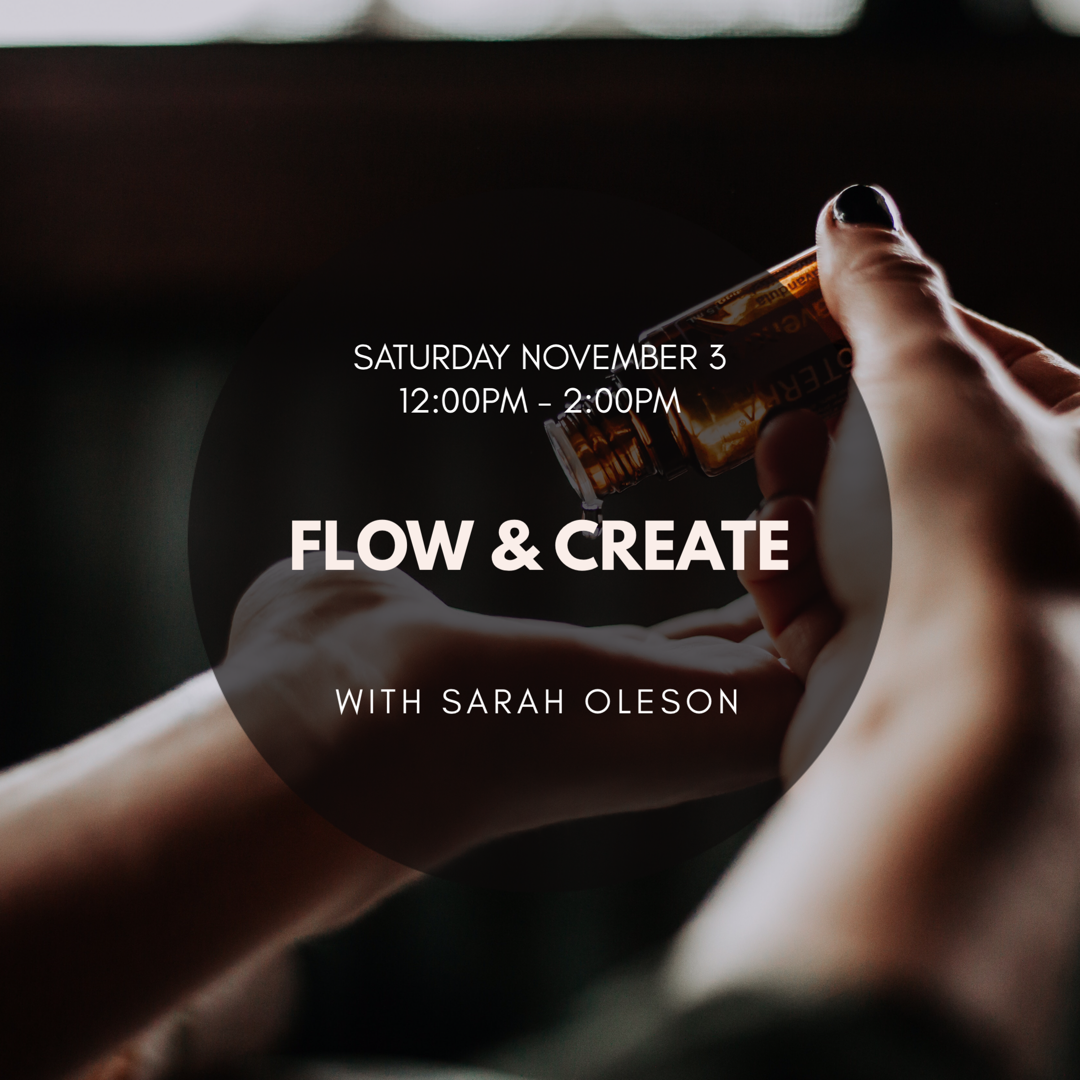 Flow and Create