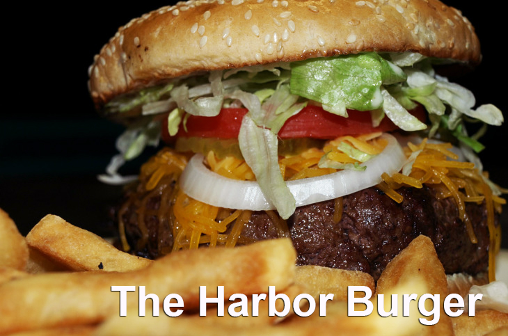 The Harbor Burger