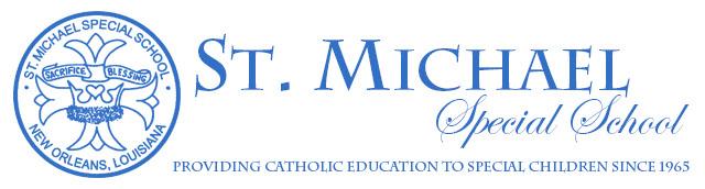 St Michael Special School Logo