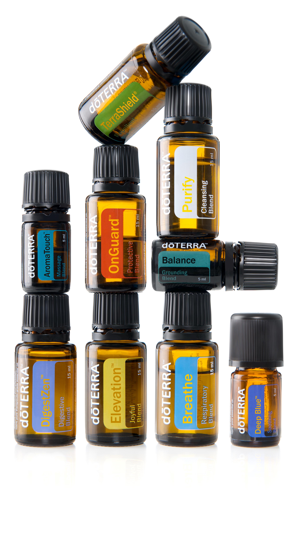 doterra acites esenciales essential oils