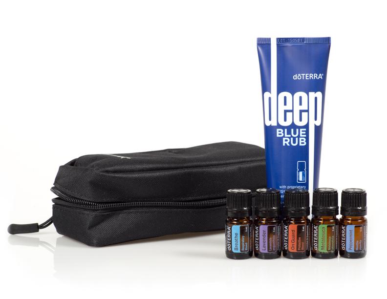 Deep Blue Athlete's Kit