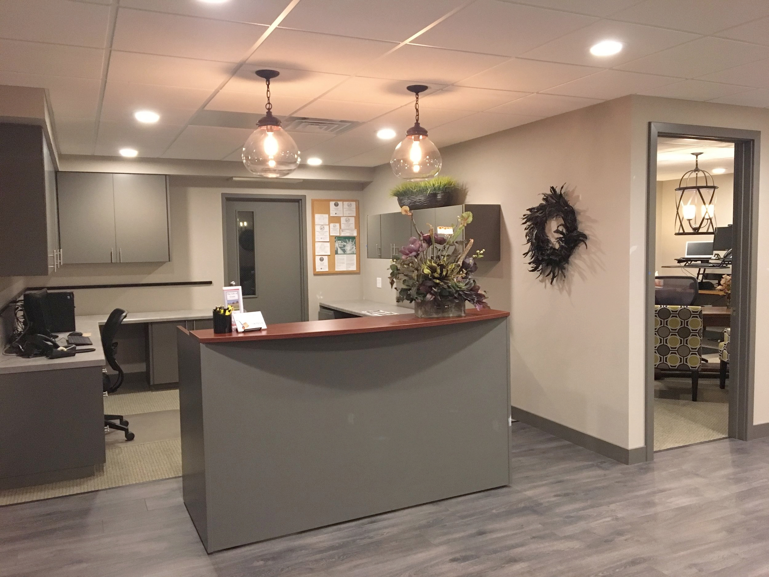 Intego Insurance Services | Office Remodel