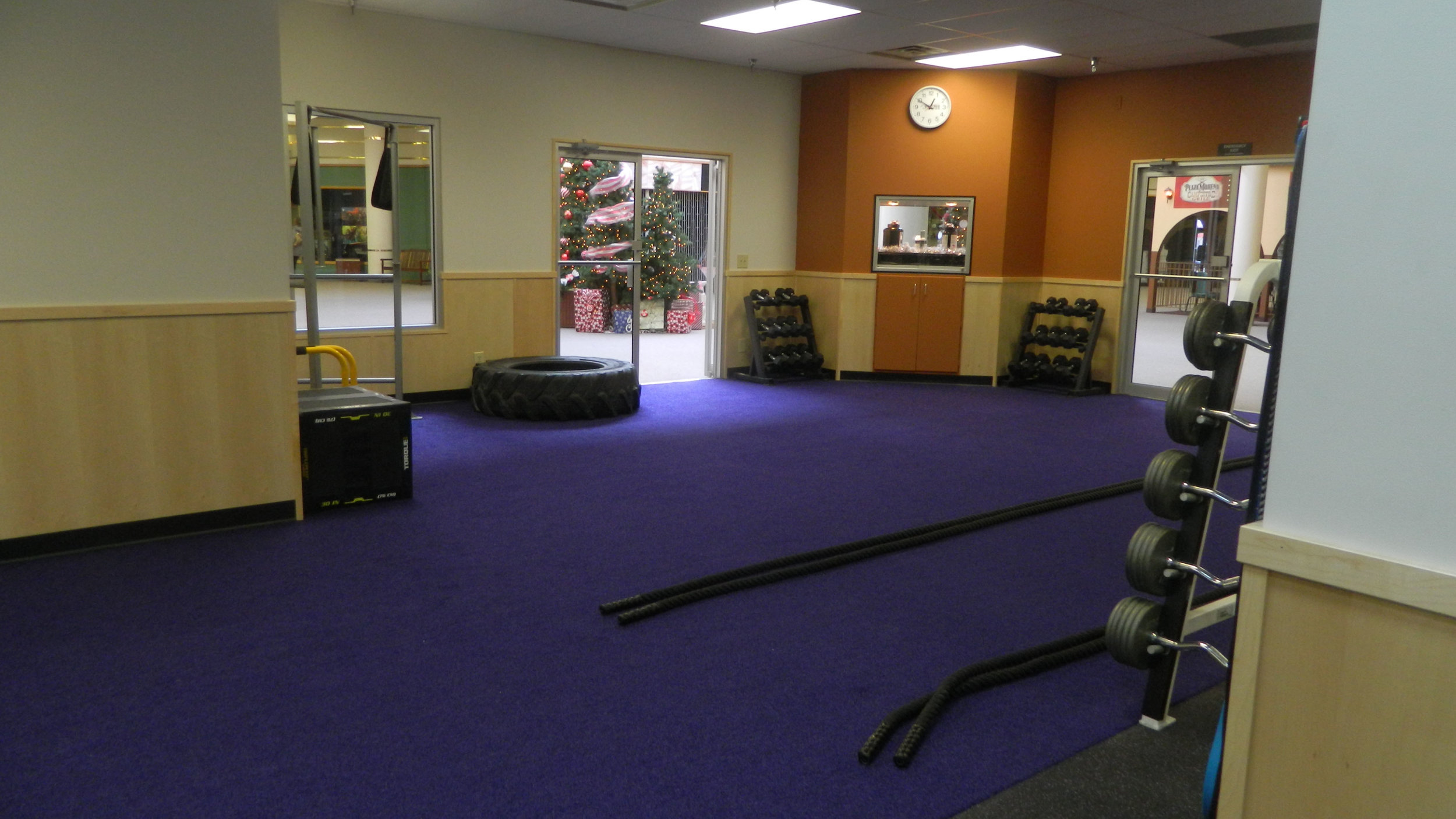 Anytime Fitness | Gym Addition