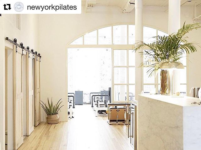 When this is what work looks like ✨💛💫 @newyorkpilates