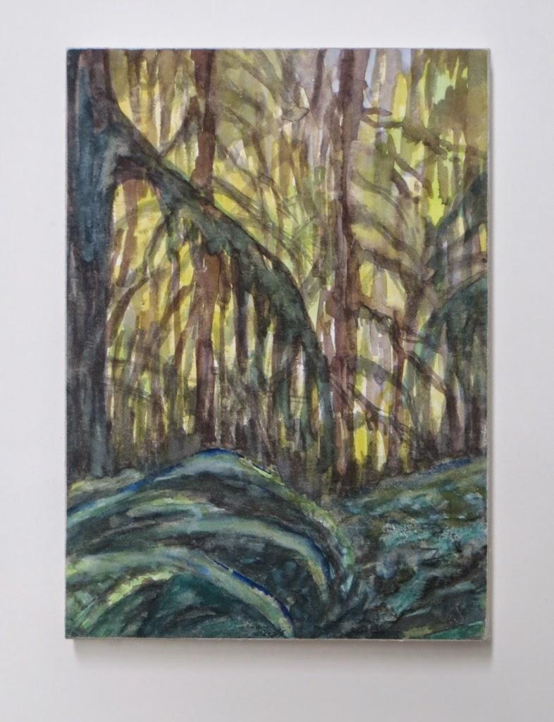 Untitled (Mosses II)