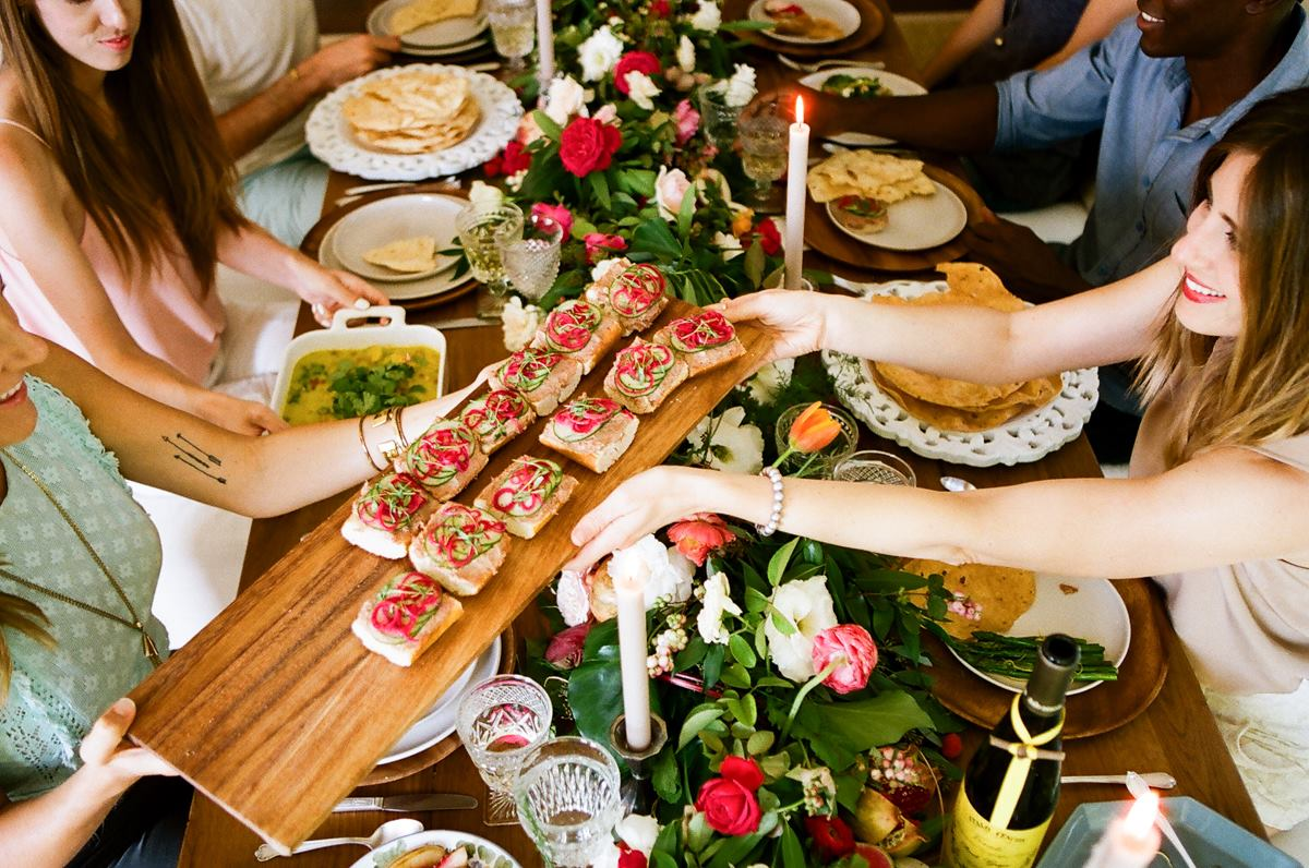 Brunch Catering Los Angeles