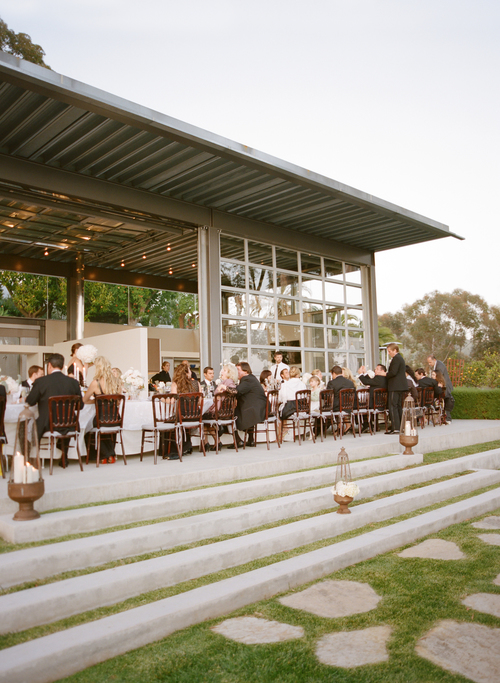 Large Estate Weddings - To match the grandeur of the setting, Taste of Pace masterfully catered a full course dinner, followed by a late night taco bar.