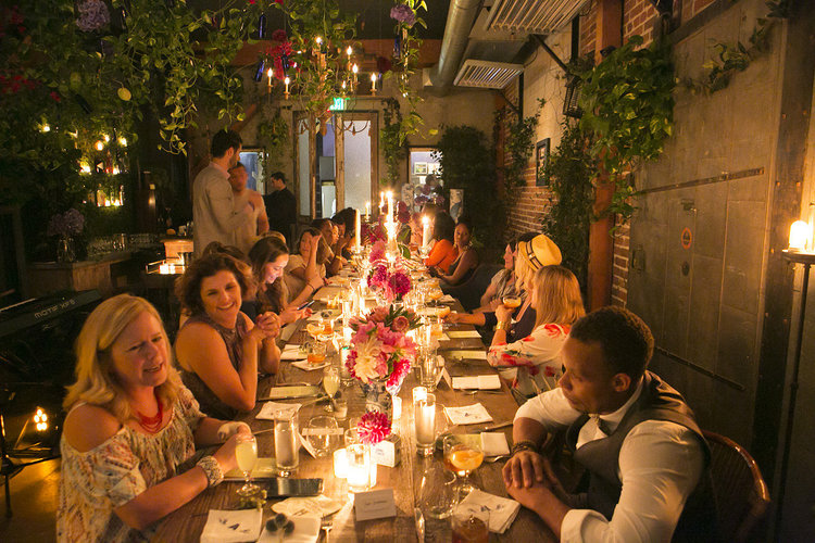 The Apitome Of Private Dining - Everyone loves a juicy secret.