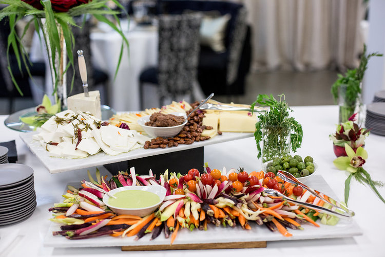 A Dinner Party For Valued Clients - Mom always said, the quickest way to the heart is through the stomach.