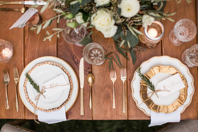 wedding-dinnerware