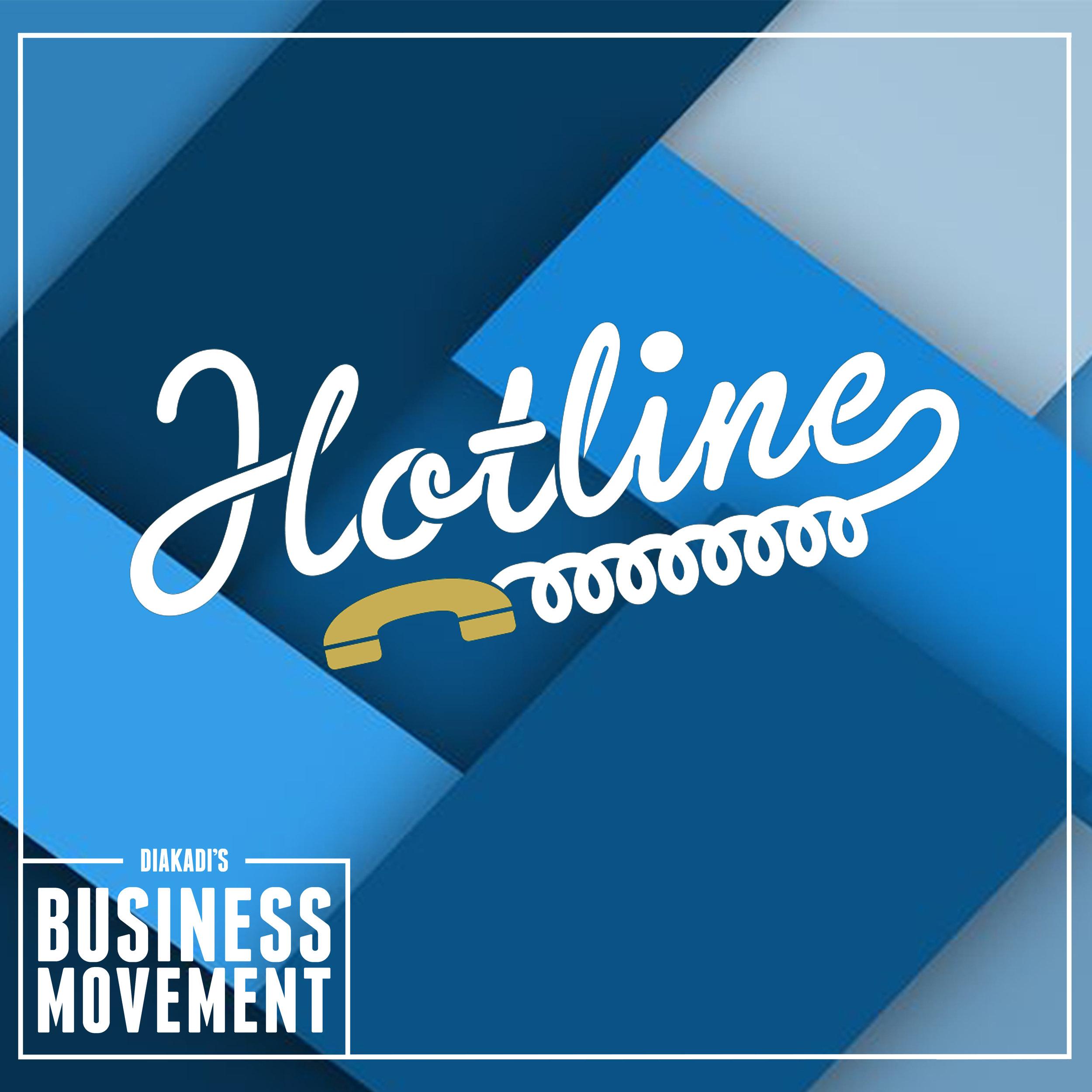 Business + Hotline + Questions + FAQ + Trainers