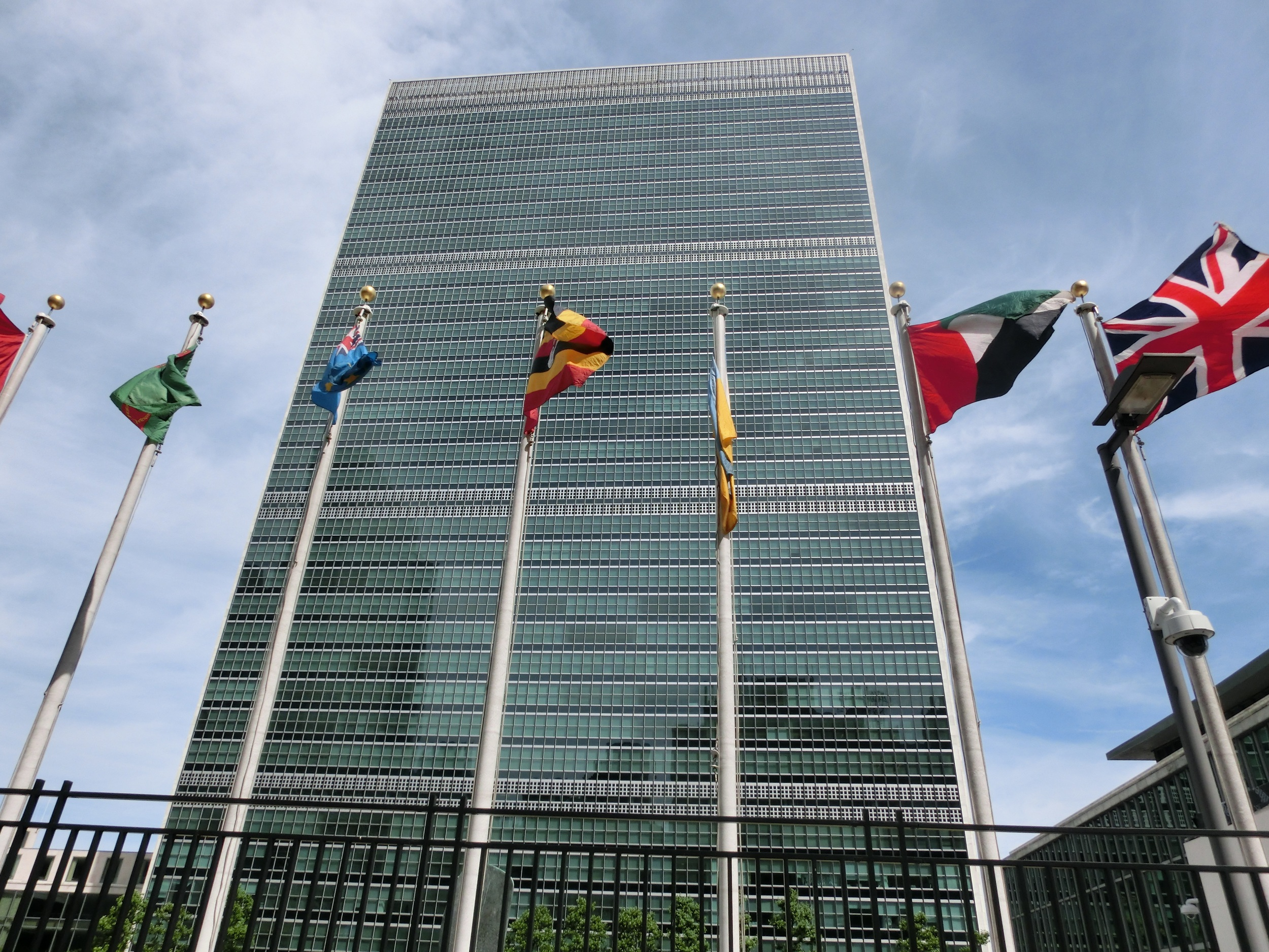 Avaliação de advocacy nas Nações Unidas