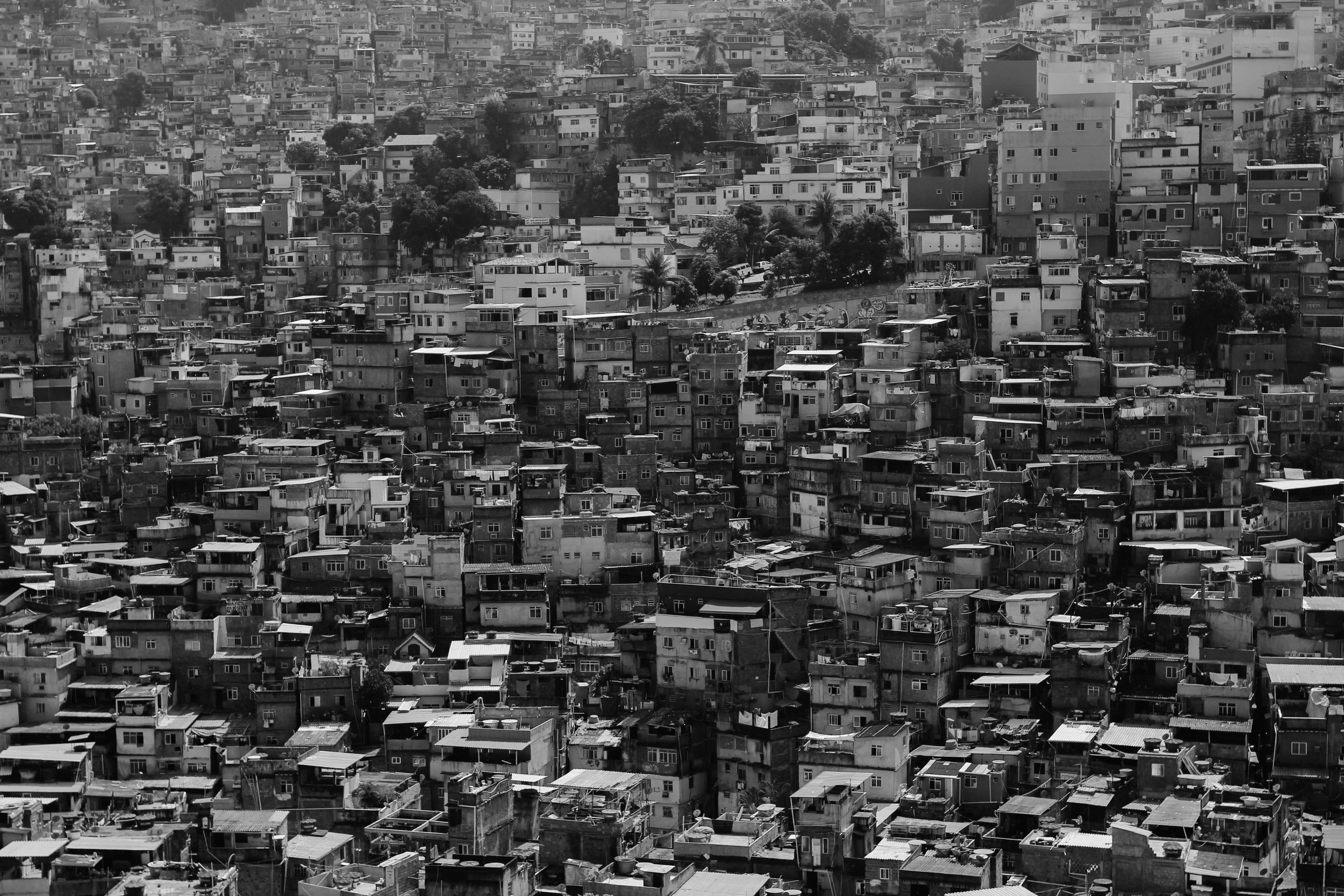Análise avançada, quase–experimental – programa de urbanização integral de favelas