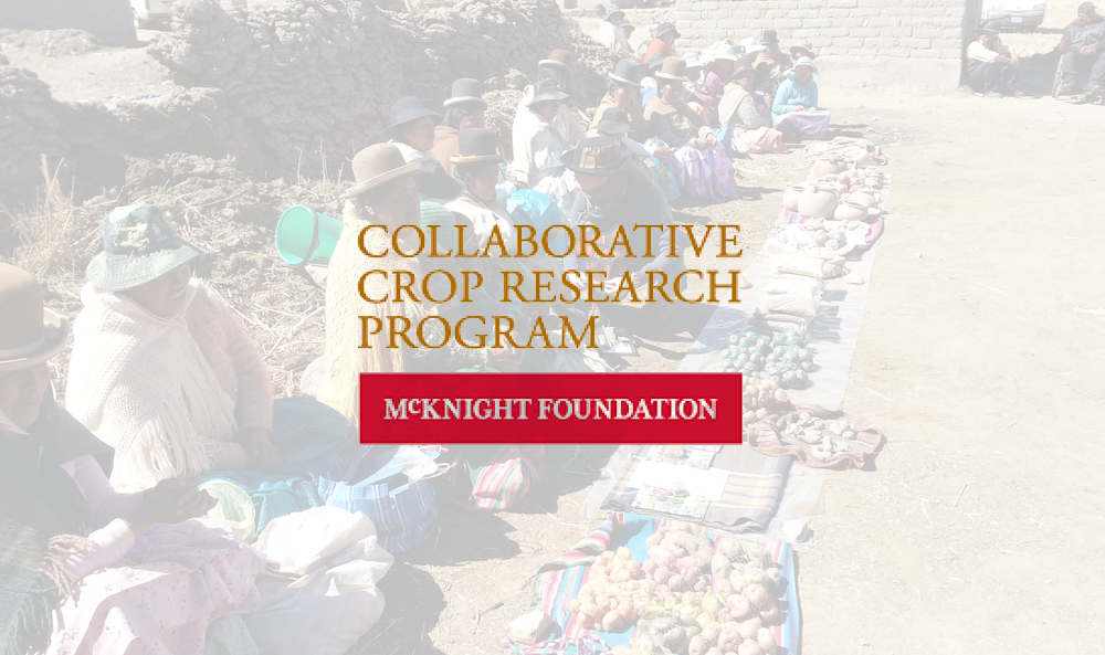 Agricultural Research Communities of Practice - Developmental Evaluation
