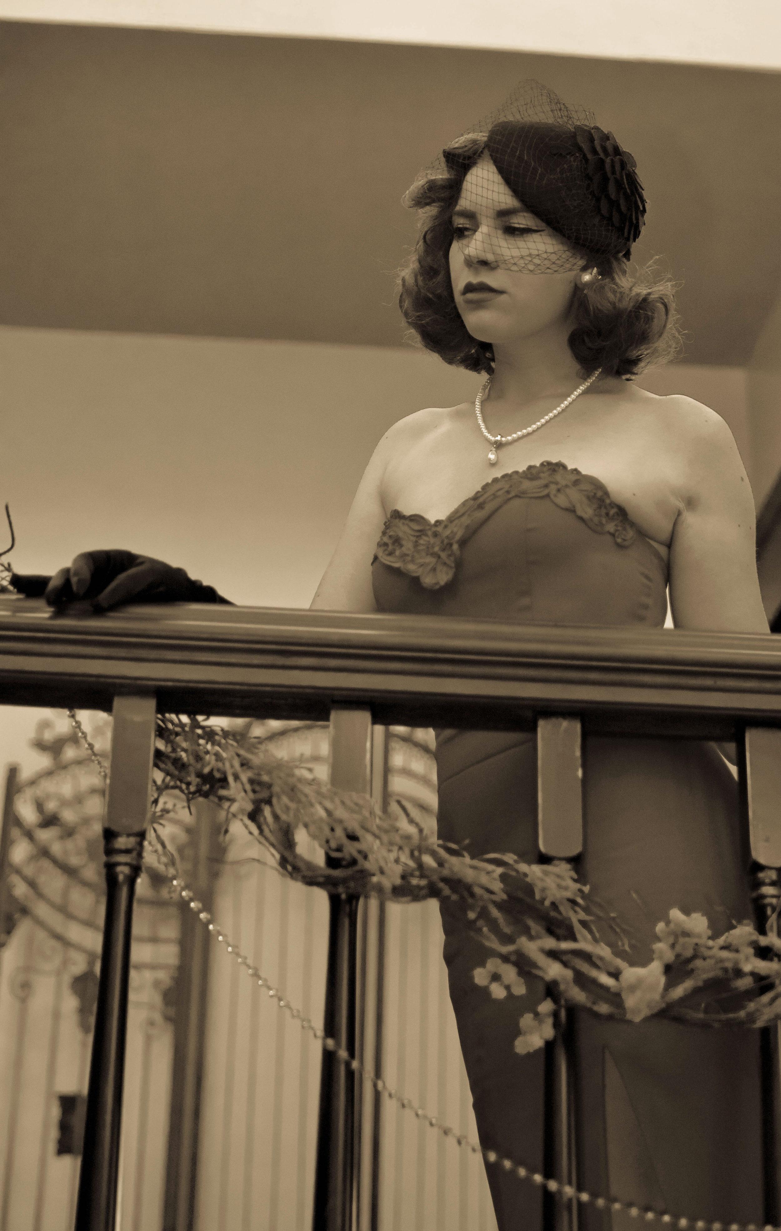 Melissa Coder as  Alexandria  Sassy / Scheming / Rich