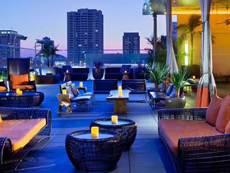 Rooftop 600 San Diego
