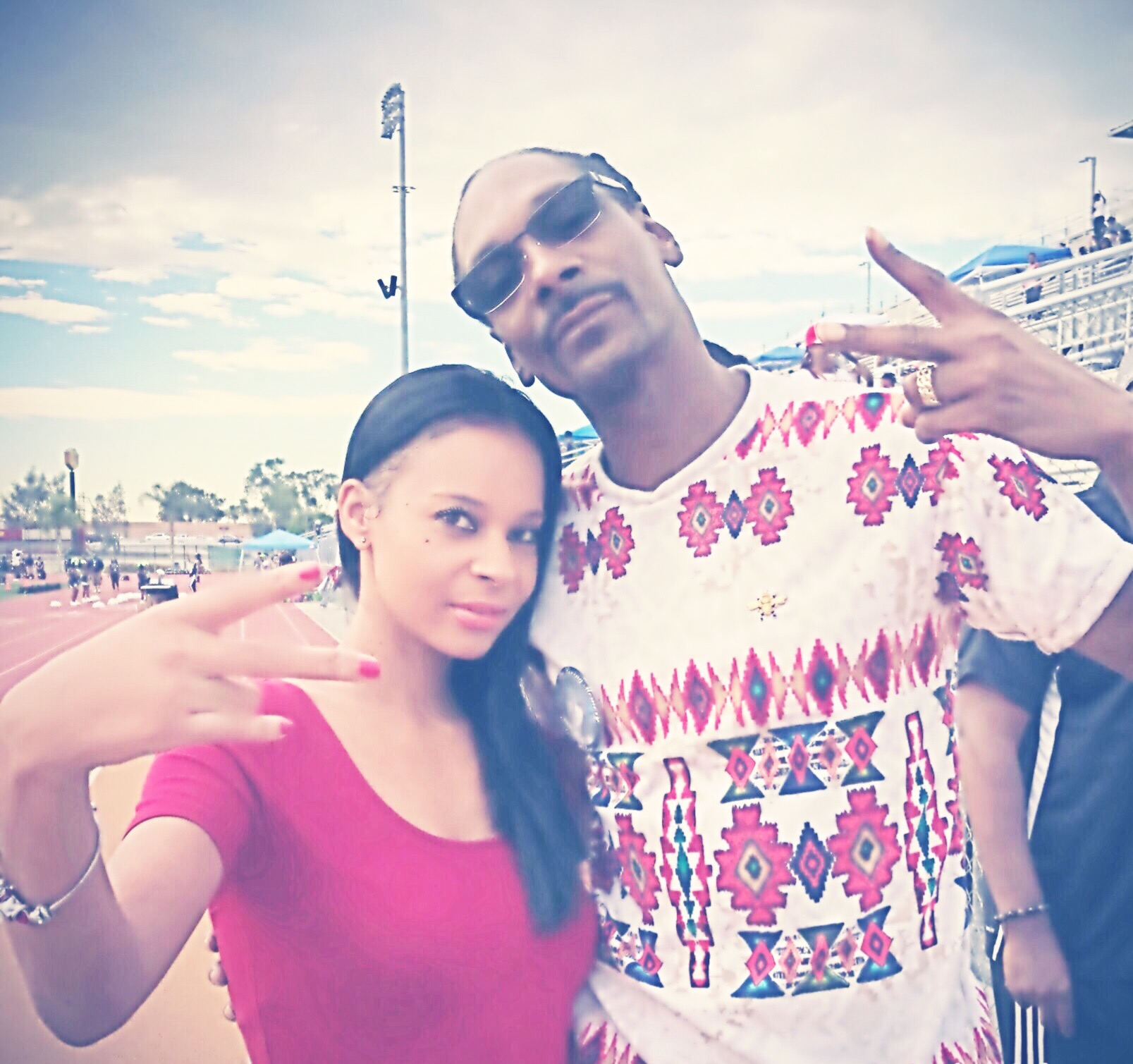 Post interview with Snoop Dogg -