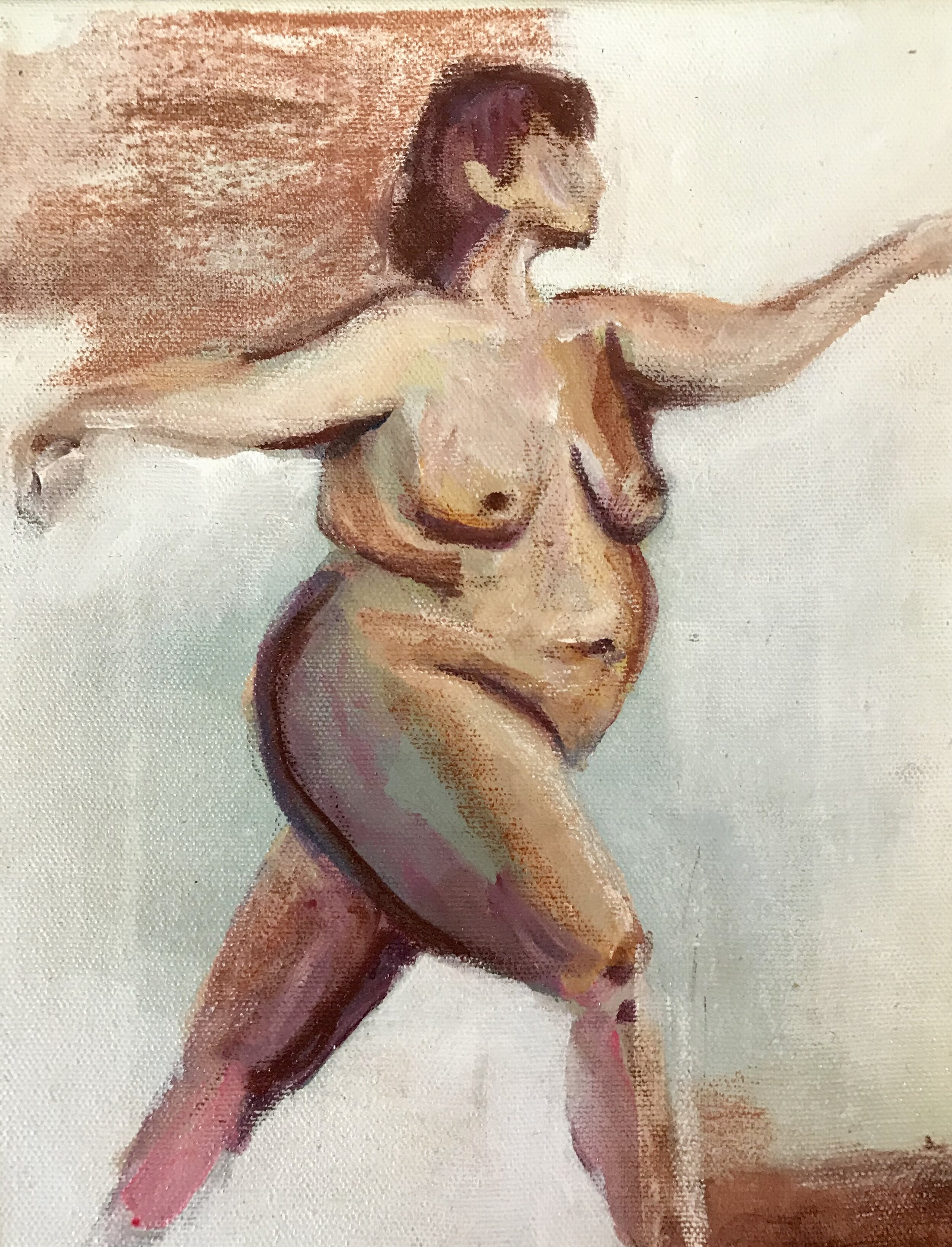 dresseD - a collection of nude paintings
