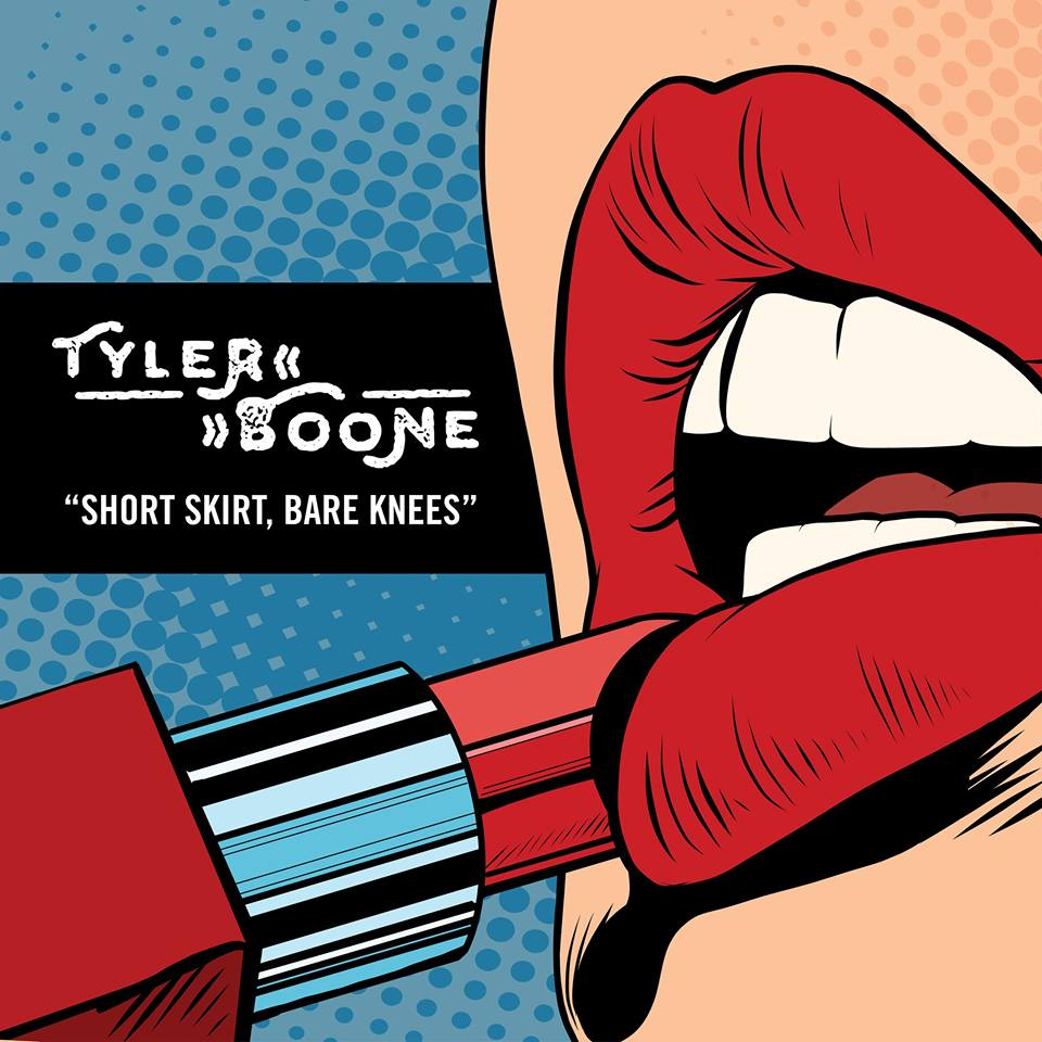 "Tyler Boone - ""Short Skirt, Bare Knees"" Producer/Engineer/Mixing"