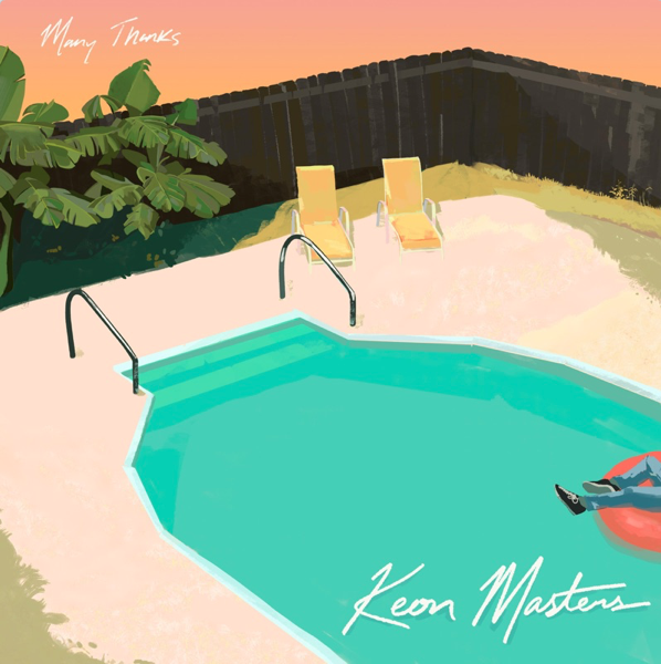"Keon Masters - ""Many Thanks""  Mixing"