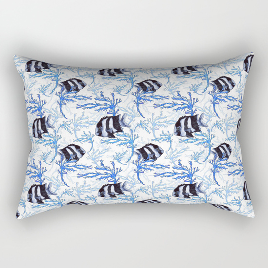 damselfish-in-blue-coral-rectangular-pillows.jpg