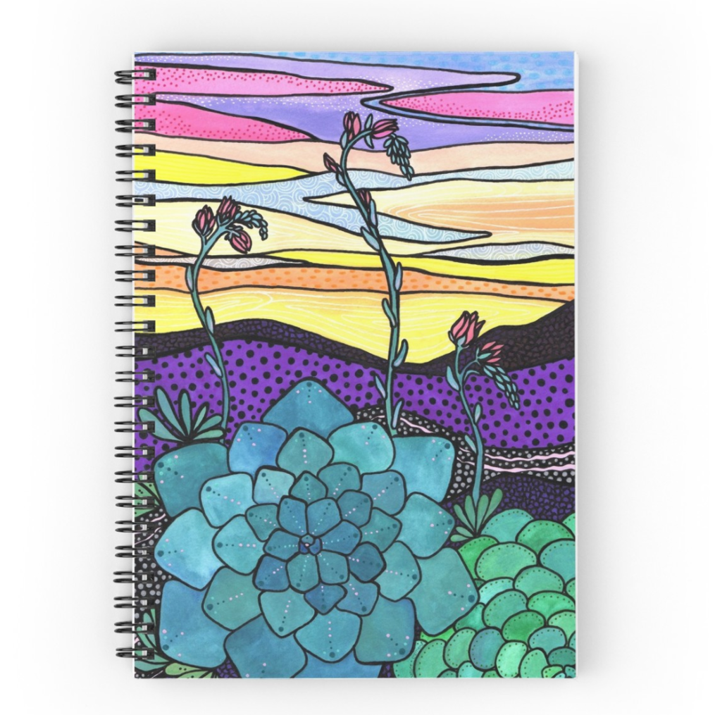Spiral Notebook -