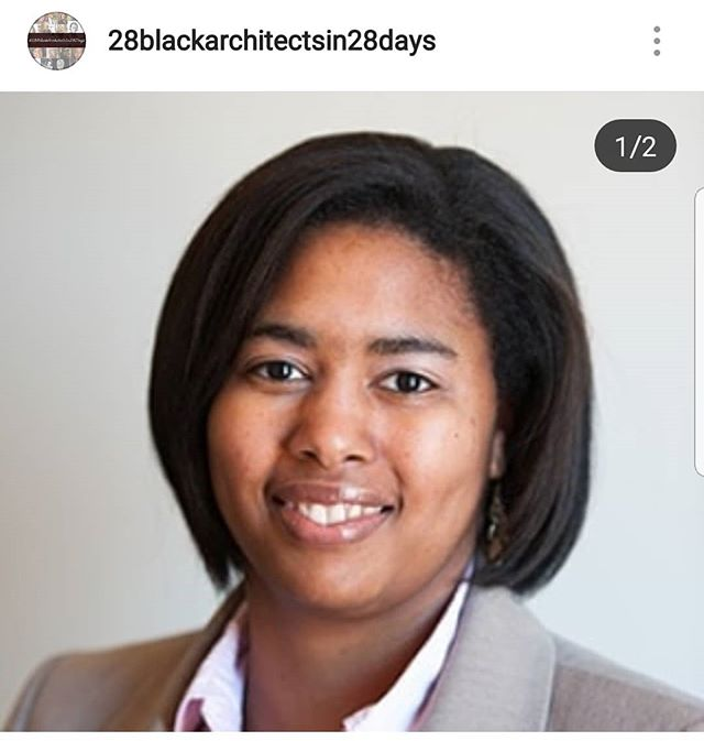 Follow @28blackarchitectsin28days to learn about #BlackArchitect Synfoni Bailey-Green, AIA, LEED AP BD+C!  #28BlackArchitectsIn28Days  #BlackArchitects  #BlackHistory  #Architecture