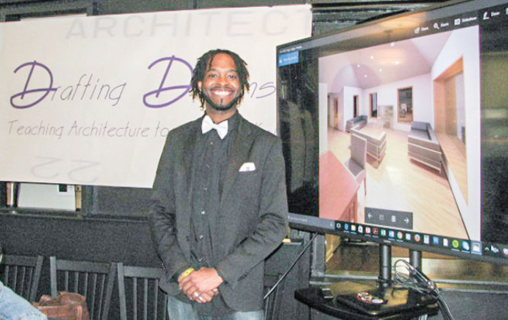 Drafting Dreams aims to inspire Black Architects - By: The New Pittsburgh Courier