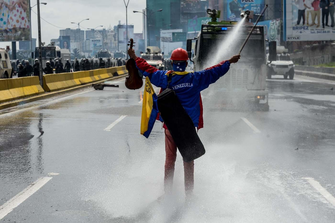 Wuilly Arteaga - AFP | Foto: Federico Parra