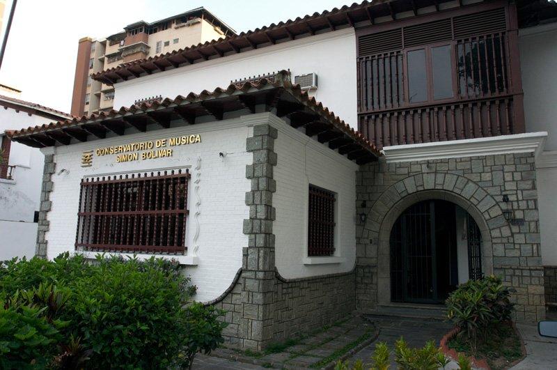 Conservatorio de Música Simón Bolívar - Twitter