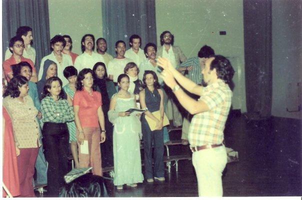 Fotografía: Orfeón Universitario de la UCV