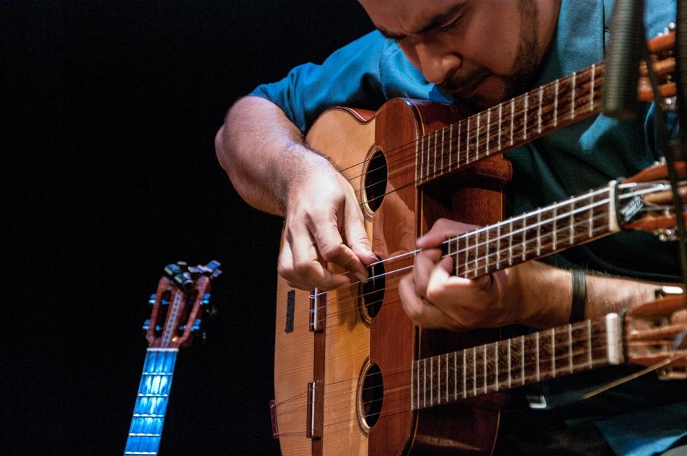 Foto: Miguel Siso  en  Noches de Guataca  (febrero de 2017).  Archivo Guataca
