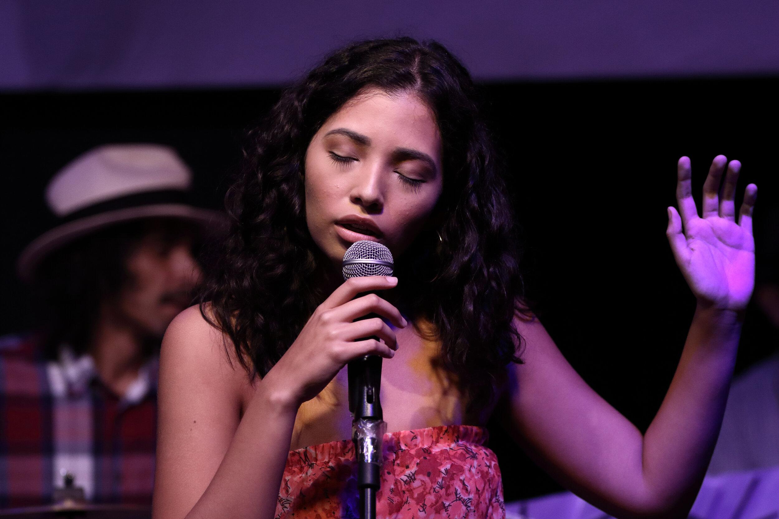 Fernanda Cegarra. Foto: Archivo Guataca