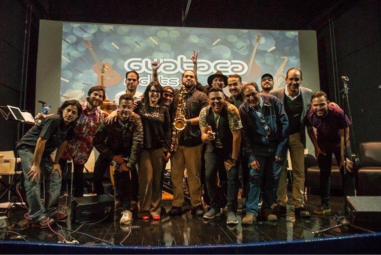 Primer concierto de Guataca Nights México (2018). Foto: Archivo Guataca