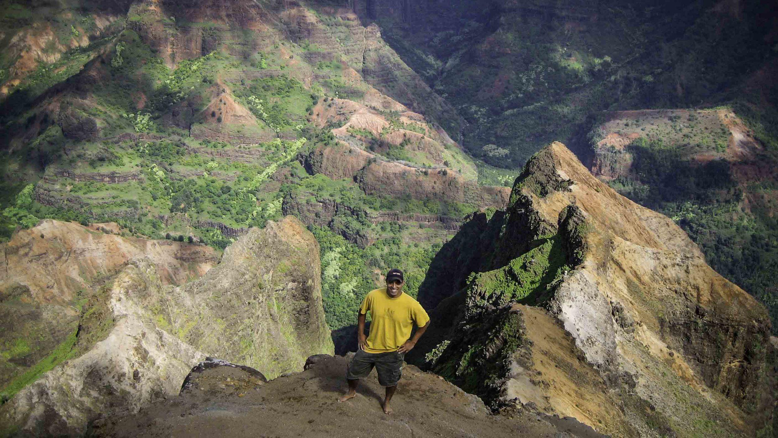 Waimea Canyon: Kauai, Hawaii