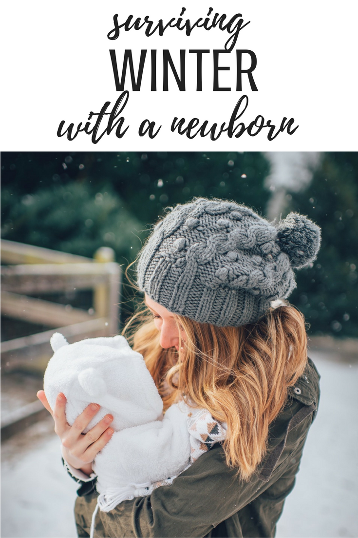 surviving winter with a newborn baby