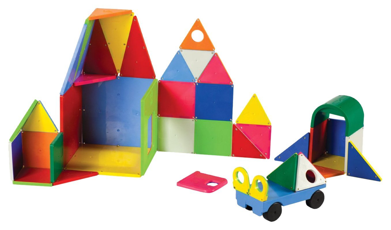 Magna-Tiles®  Solid Colors