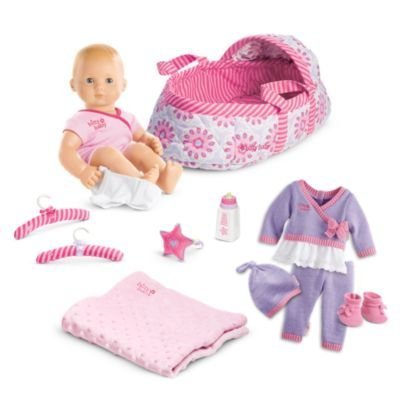 American Girl Bitty Baby Doll + Special Starter Collection
