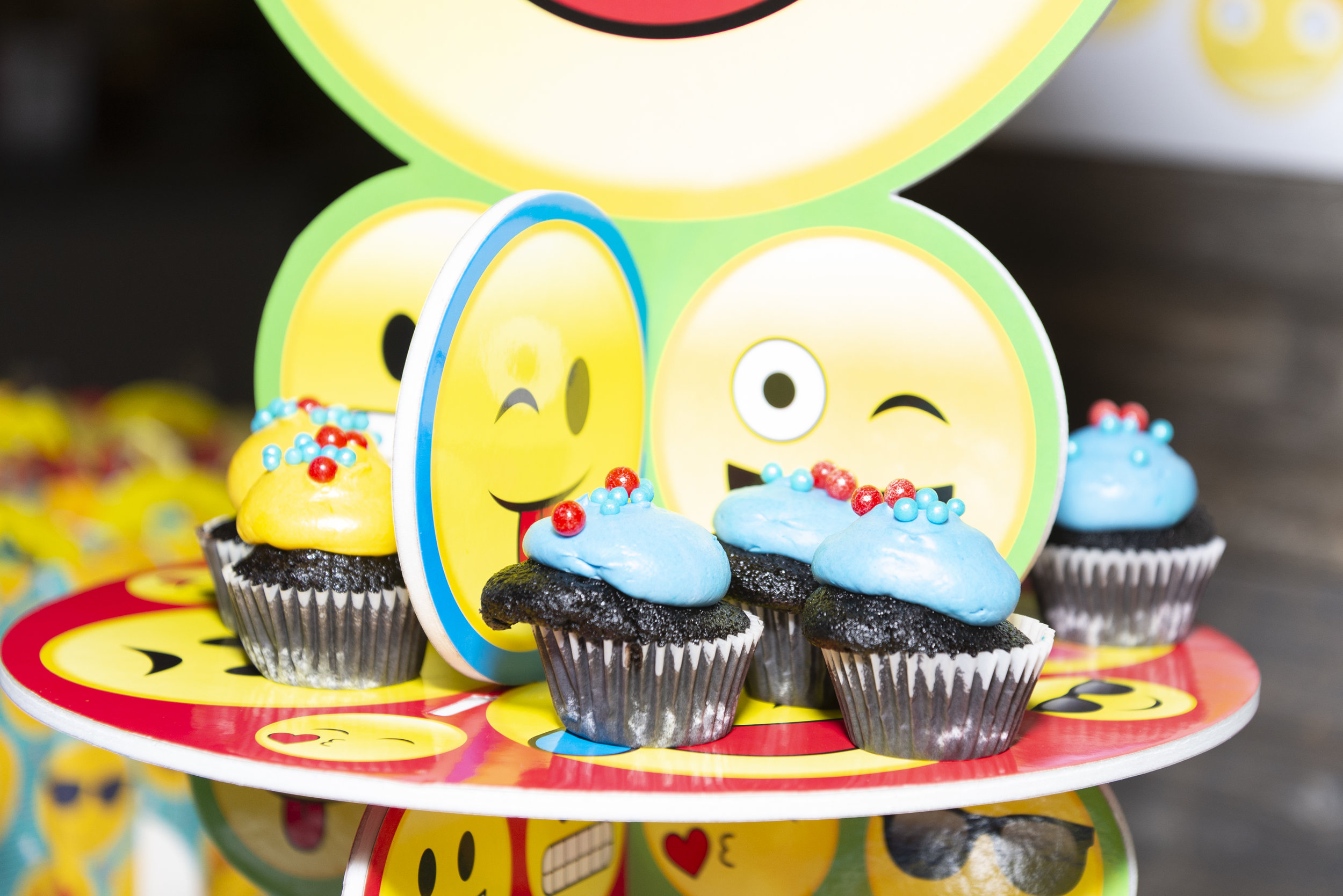 mini melanie cupcakes