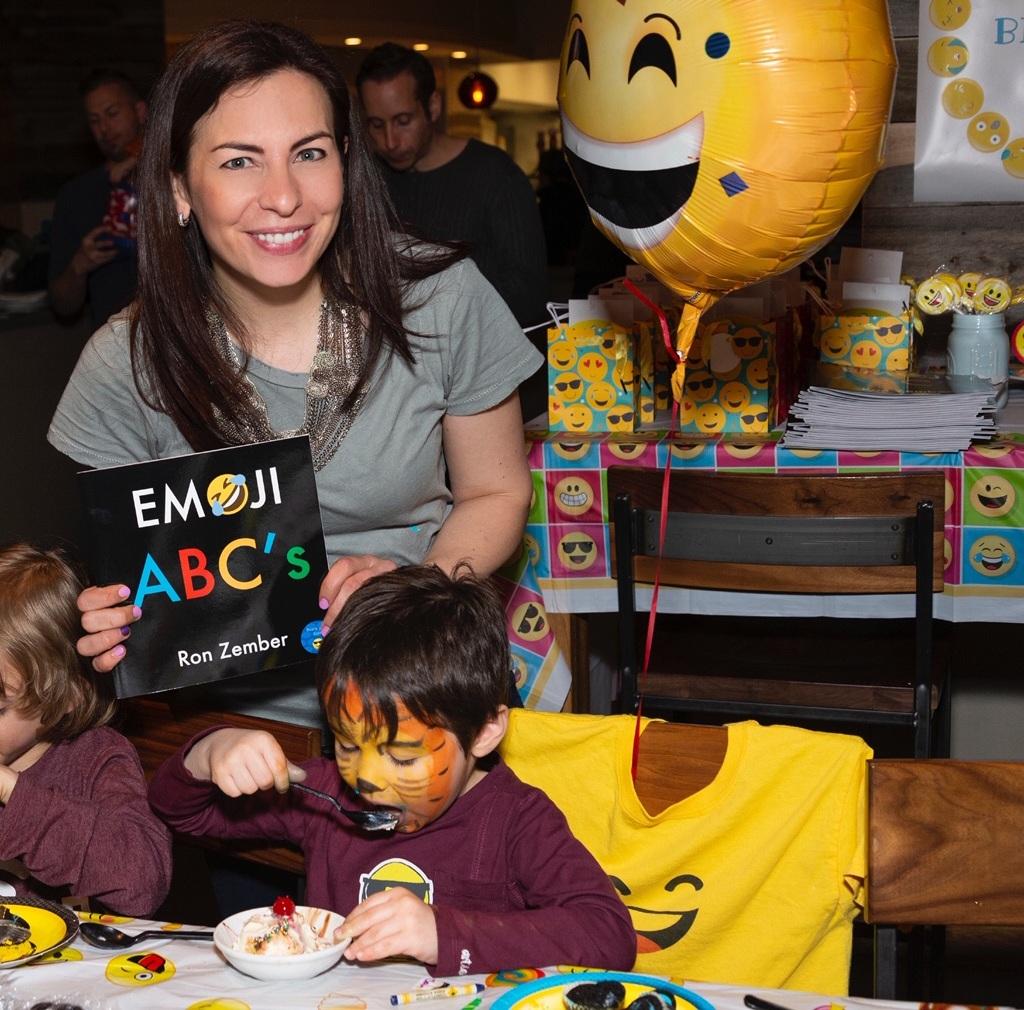 emoji+abc+book