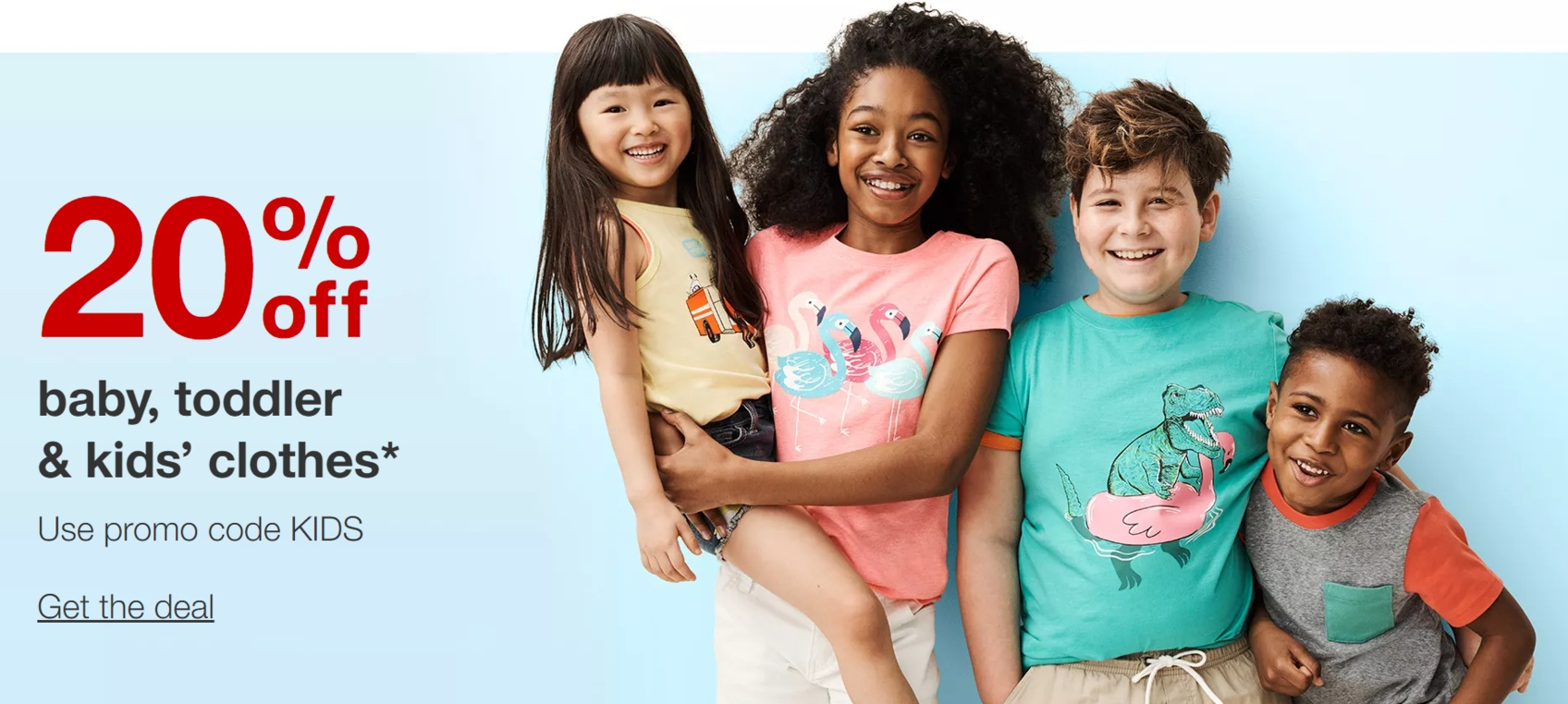 8a41137d7 20% off Target Baby and Kids clothing with code! — The Very Best ...