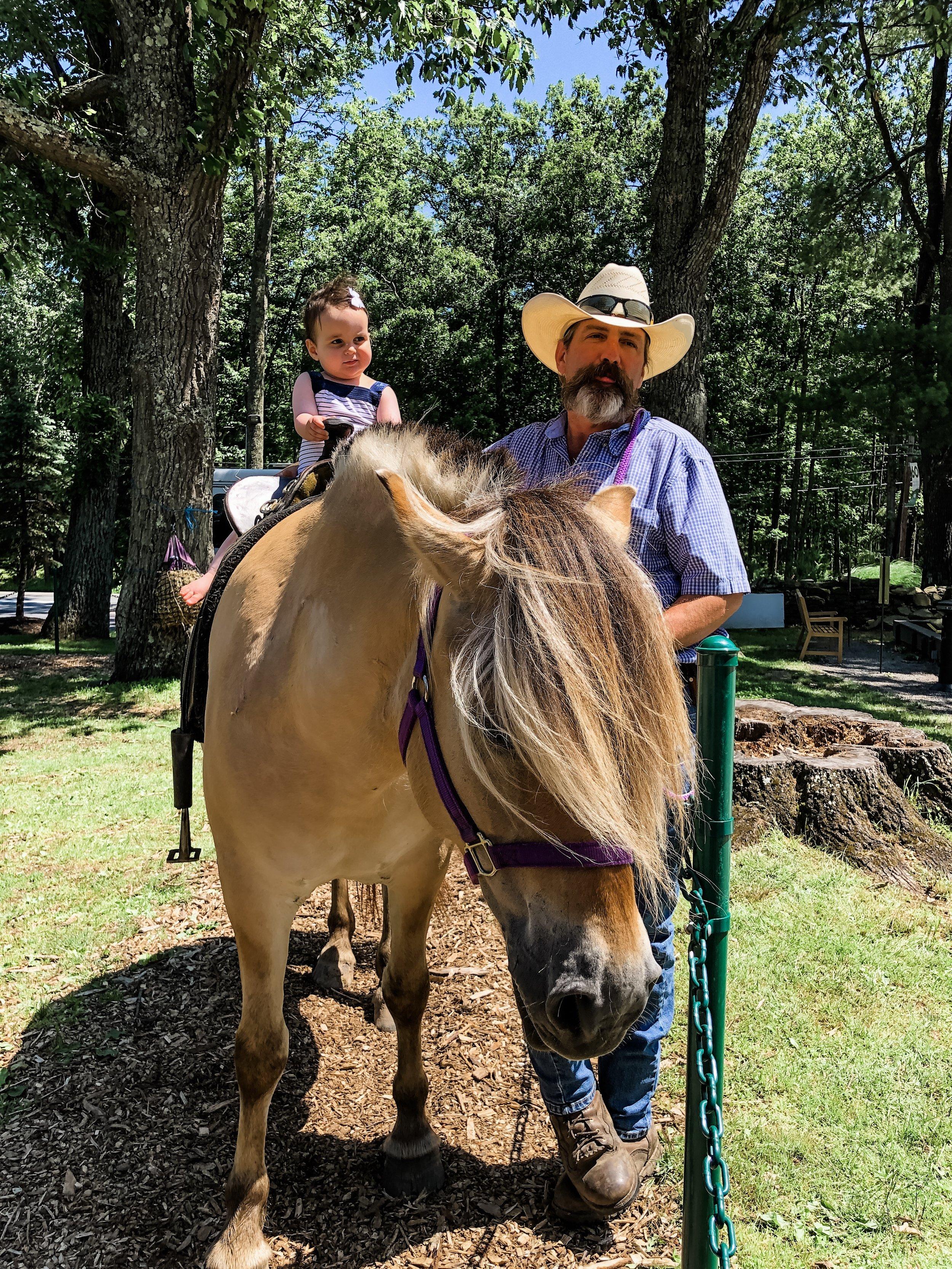 Miriam Cohen Woodloch family  travel  (pony petting zoo 2).jpg