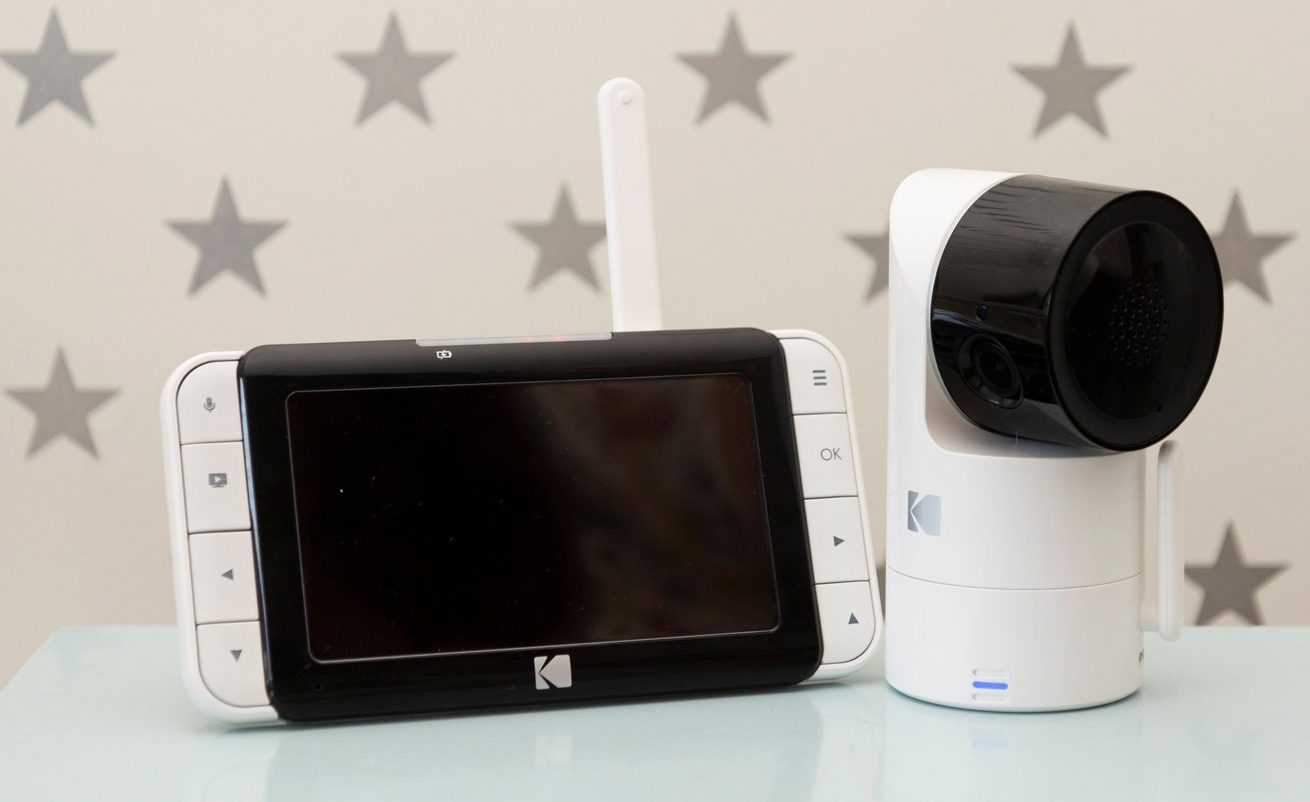 Kokad+Cherish+C525+baby+monitor+review