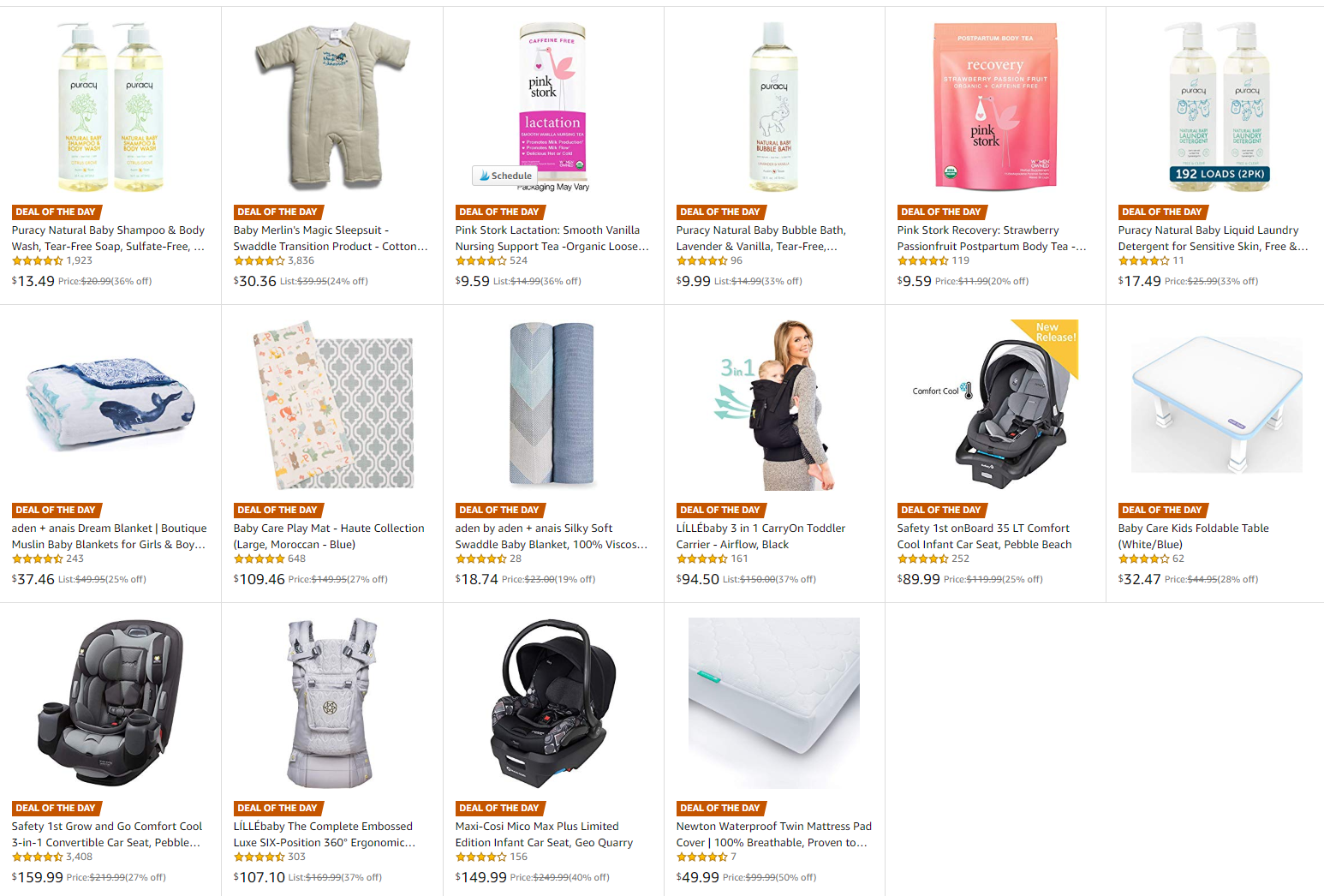 mom incontinence products and services