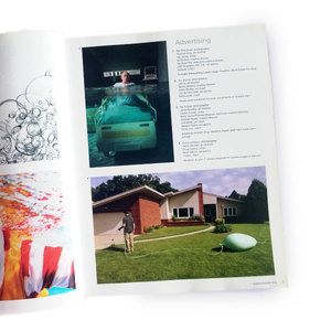This was an award-winning campaign, including a Communication Arts Award in the 2007 Photo Annual and featured in the 2007 Applied Arts Annual.