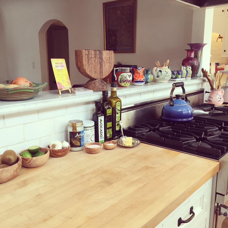 Kitchen Healing Jules Blaine Davis