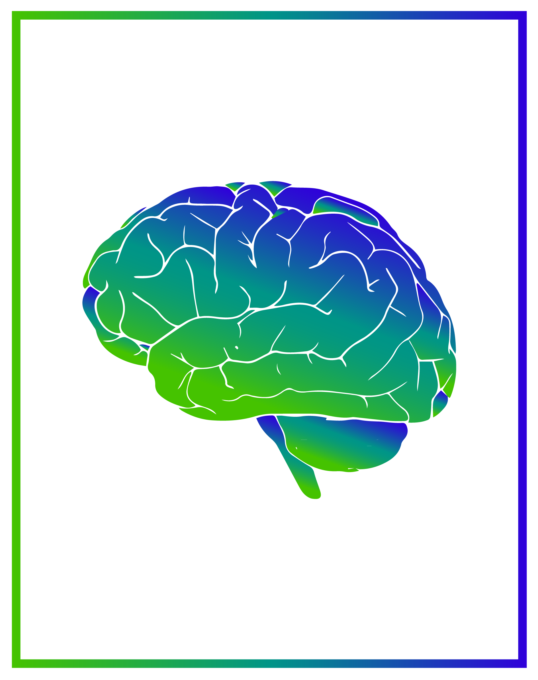 The human brain weighs approximately 3lbs, contains 86 billion neurons and uses 20% of our body's oxygen levels to function.