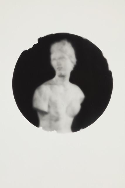 Aphrodite I  Unique Gelatin Silver Print 14 x 11 inches