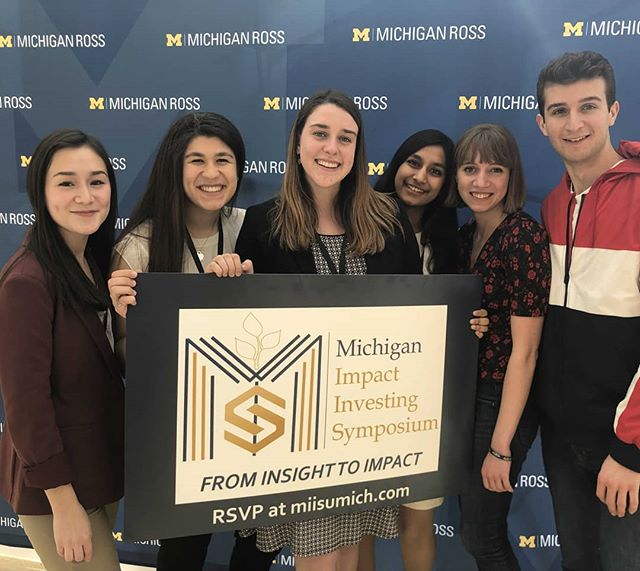 Net Impact hosted the first Michigan Impact Investing Symposium this past weekend in collaboration with some other amazing organizations. It was a successful day filled with insight, curiosity, and excitement for the future of impactful careers! Keep updated in our website for a recap!